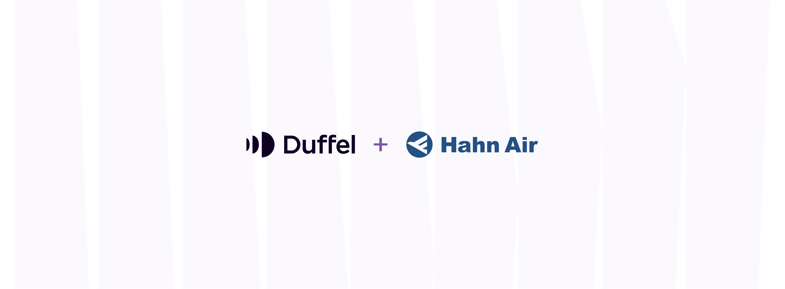 Access routes from more than 380 airlines on Duffel