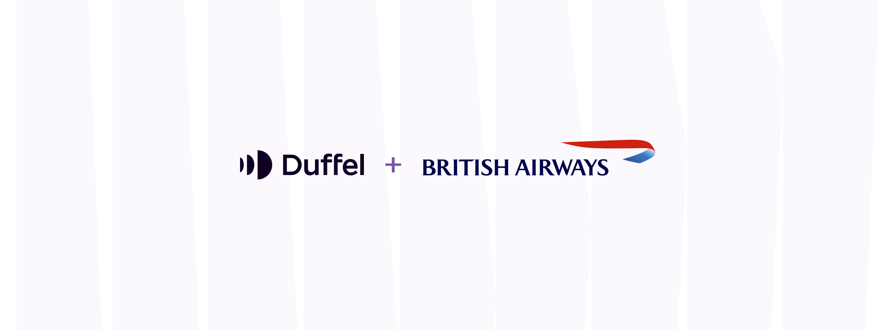 British Airways' new Select and Select Pro fare brands are available through Duffel