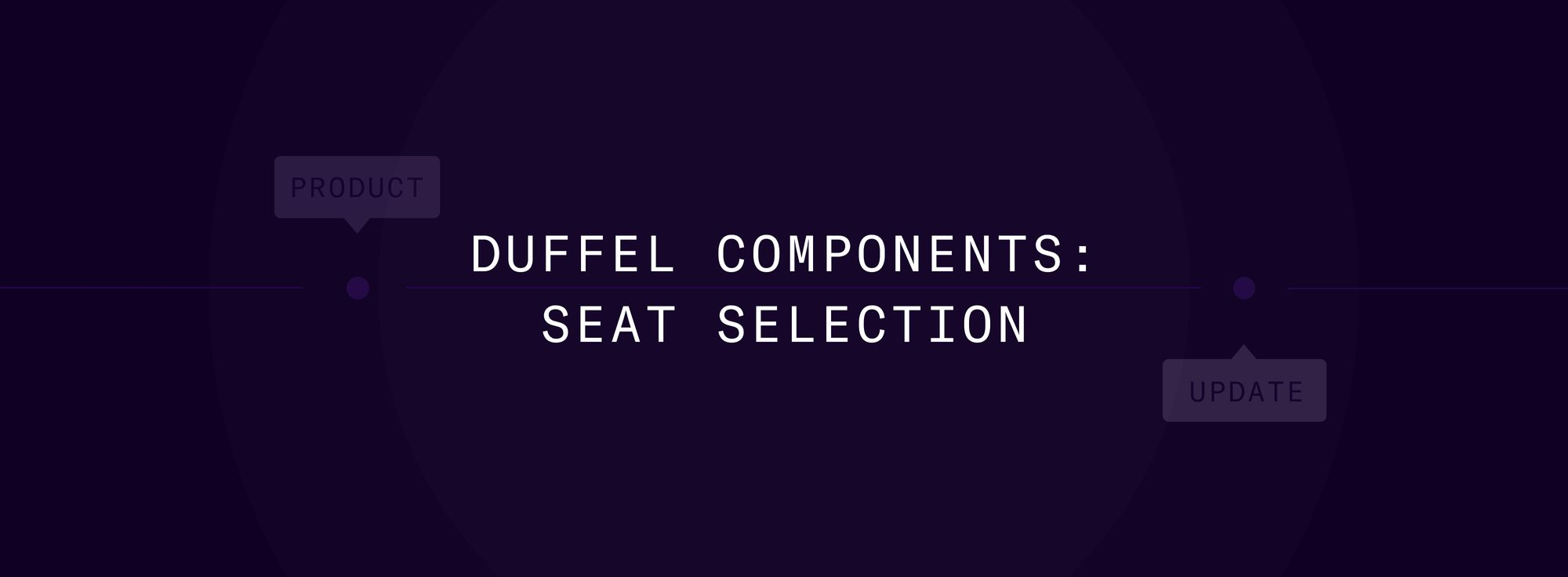 Duffel Components: Build beautiful and intuitive flight booking experiences