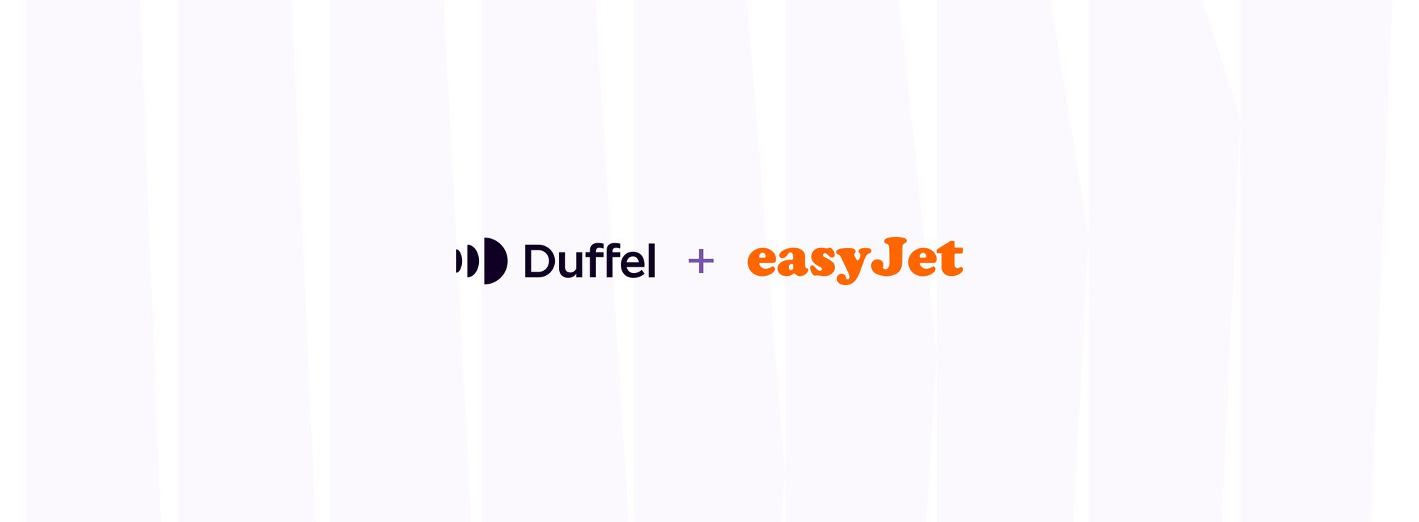 easyJet, Europe's leading airline, is live on Duffel