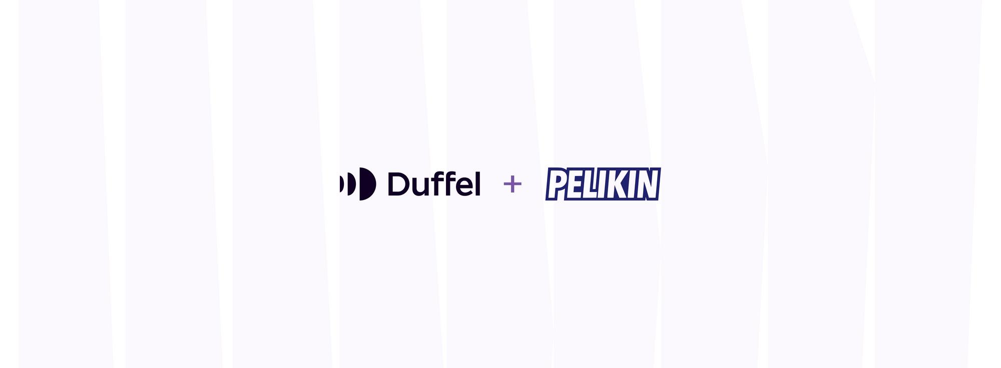 Pelikin partners with Duffel to launch in-app flight bookings
