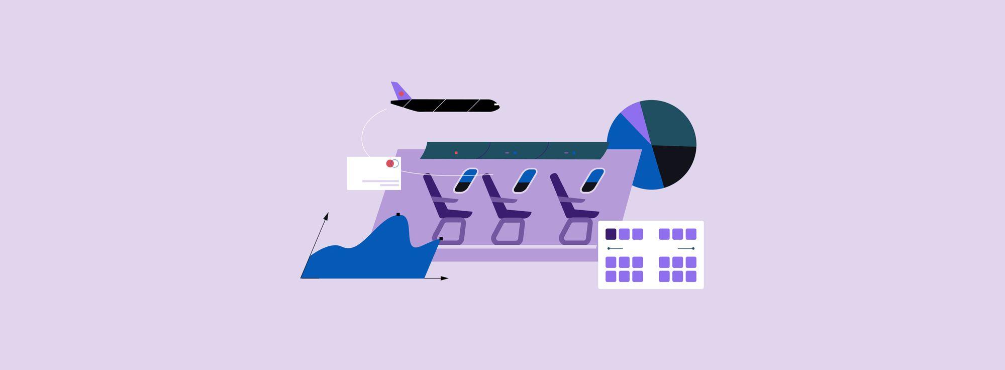 How do I make money selling flights?